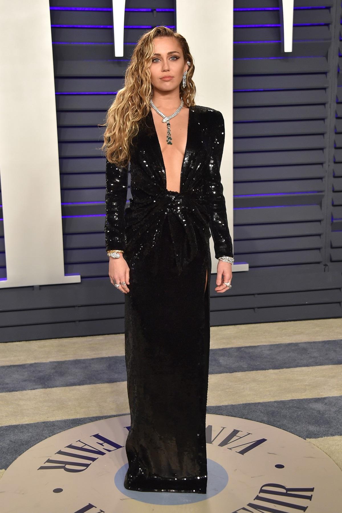 Miley Cyrus na Oscarach 2019