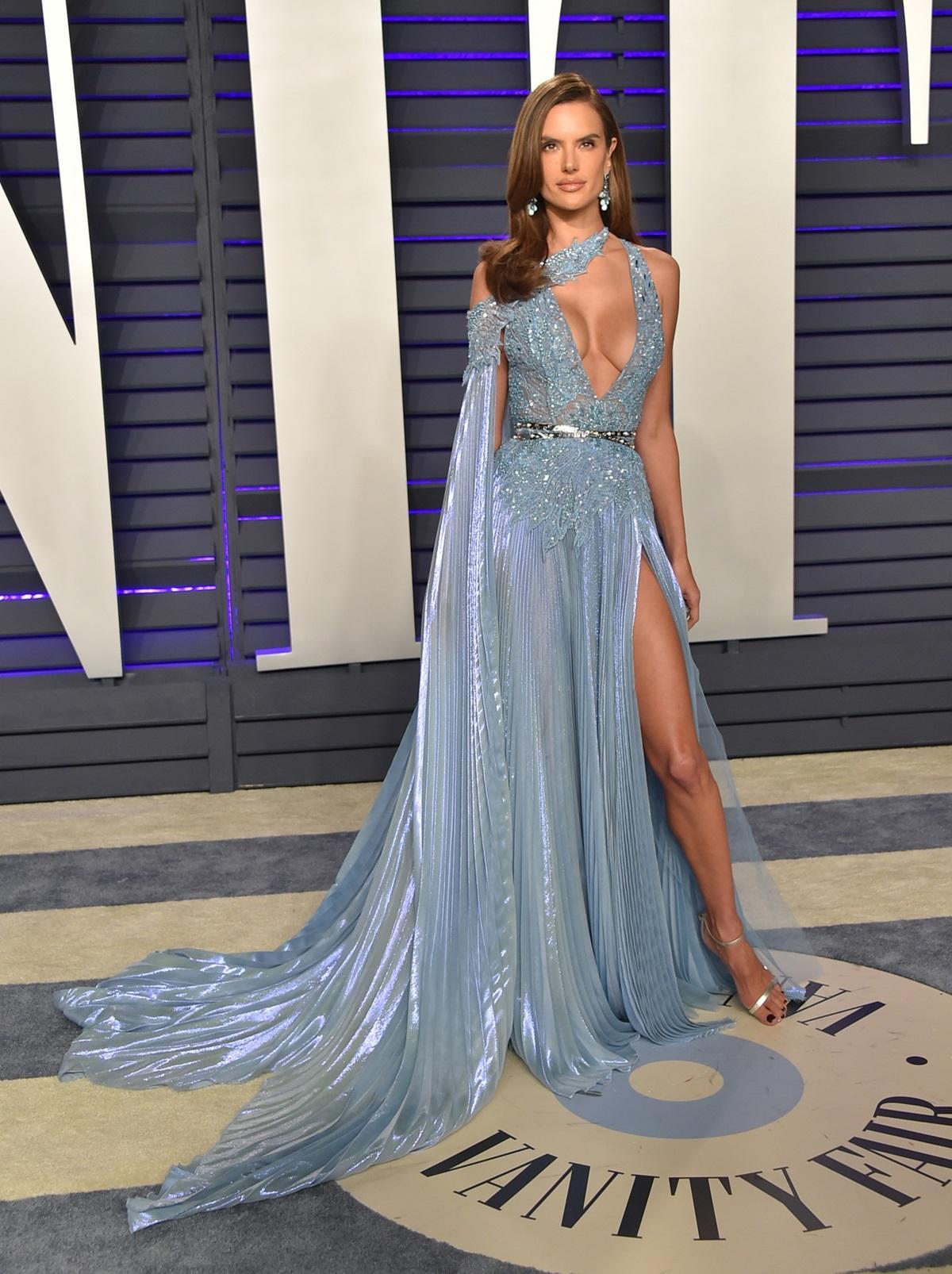 Alessandra Ambrosio na Oscarach 2019