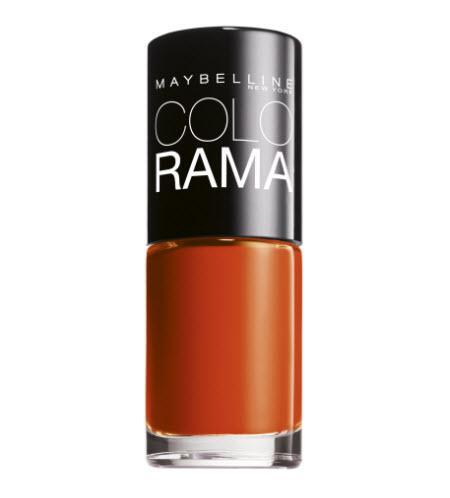 Lakiery do paznokci w kolorach jesieni