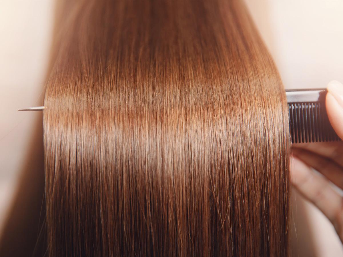 Laminowanie włosów jakie efekty