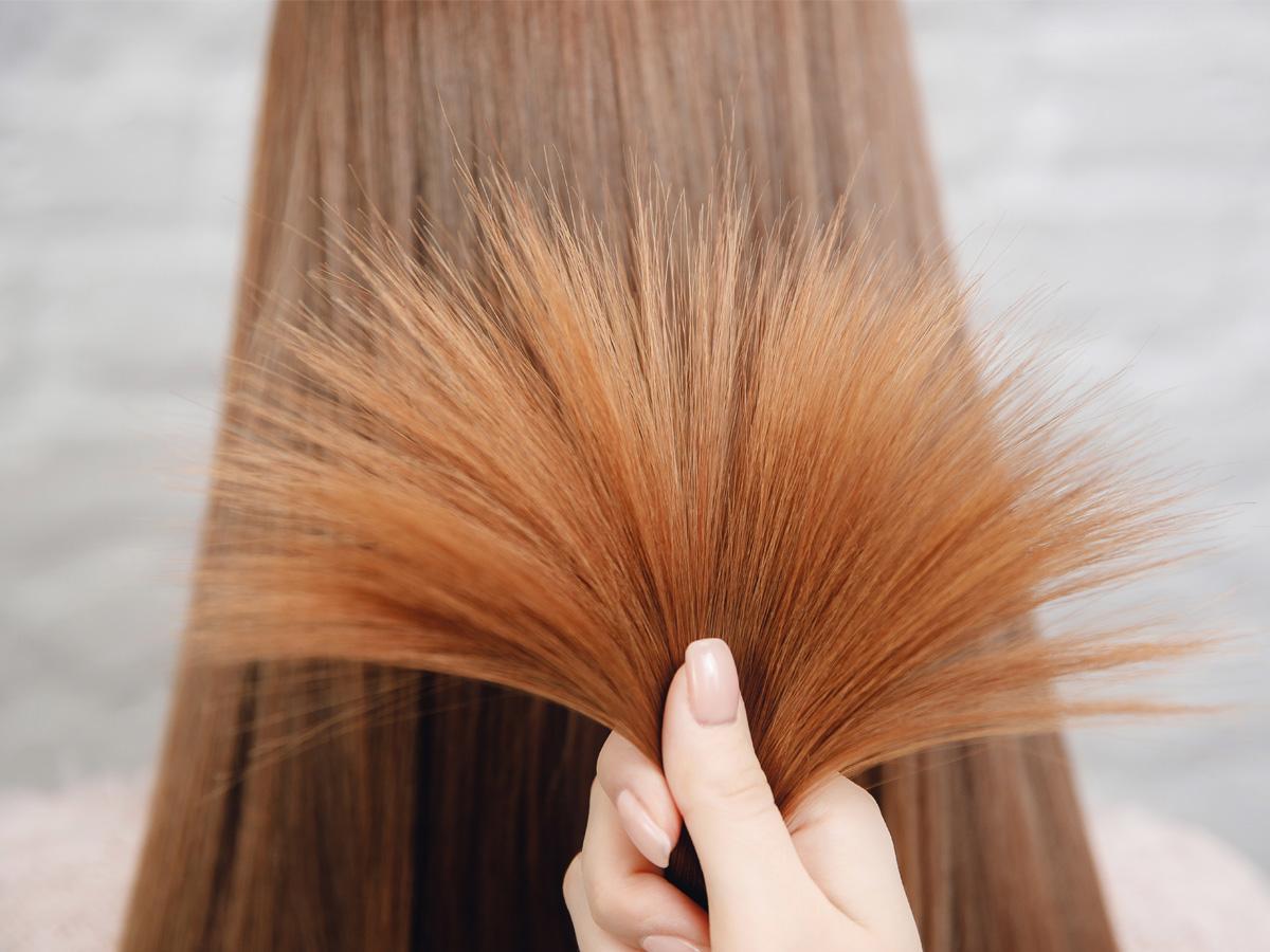 jak stosować żelatynę na włosy