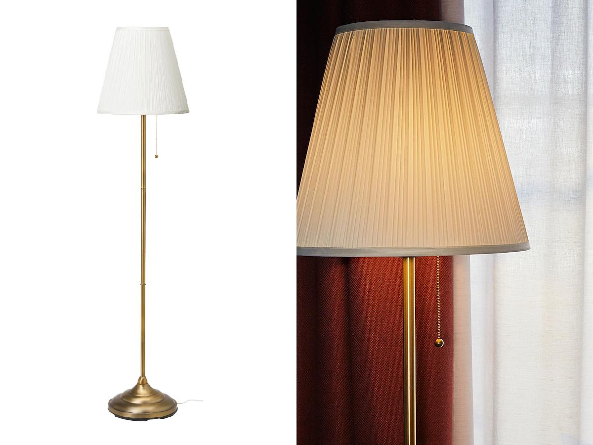 Lampa ARSTID Ikea