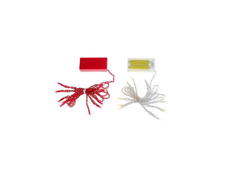 Łańcuch z 10 żarówkami Strala. Ikea; 9,99 zł