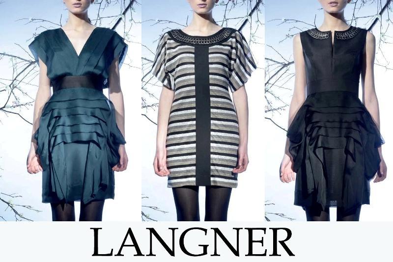 Langner - kolekcja jesieńima 2010/11