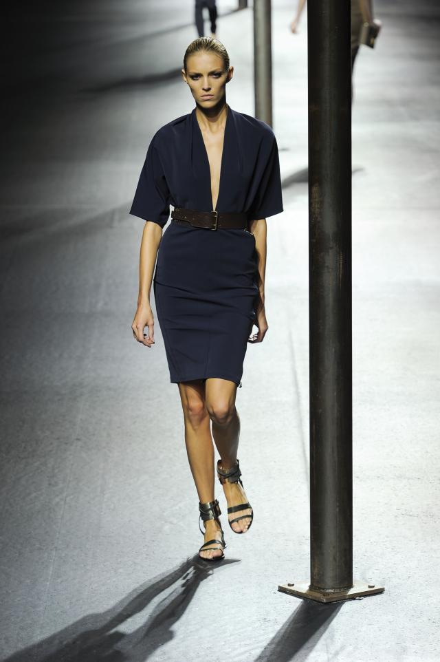 Lanvin, kolekcje wiosna/lato 2011, pokaz mody wiosna/lato 2011