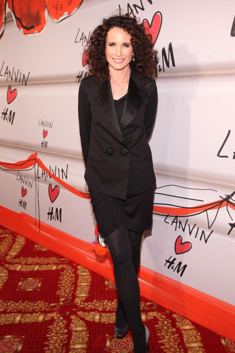 Lanvin dla H&M - Fashion Show New York