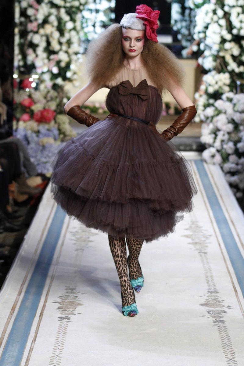 Pokaz - Lanvin dla H&M - Fashion Show New York