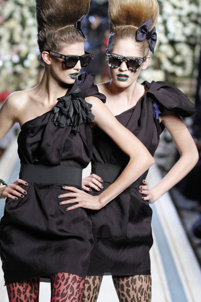 Lanvin dla H&M - Fashion Show New York