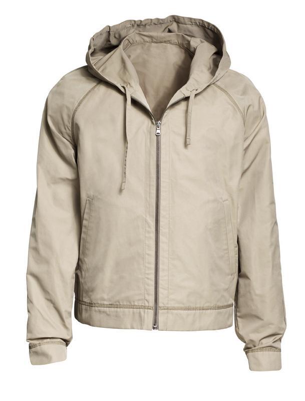 beżowa bluza H&M - moda 2010