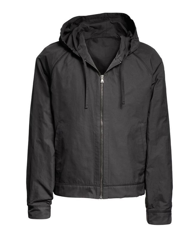 czarna bluza H&M - kolekcja jesienno-zimowa