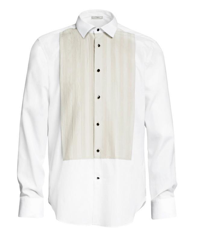 biała koszula H&M - moda zimowa