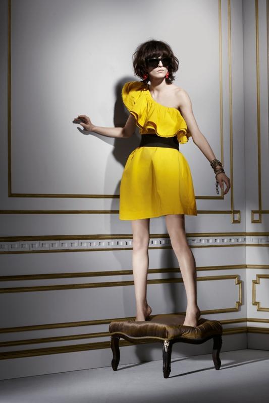 Lanvin dla H&M - lookbook kolekcji damskiej