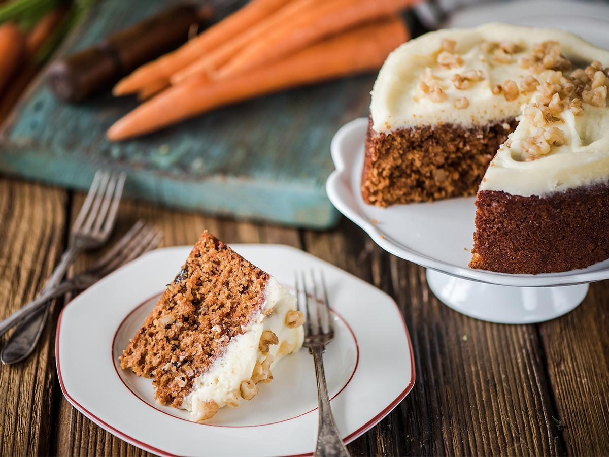 ciasto marchewkowe łatwy przepis