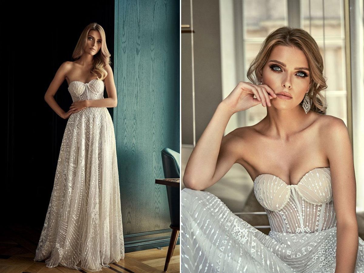 Laurelle suknia ślubna