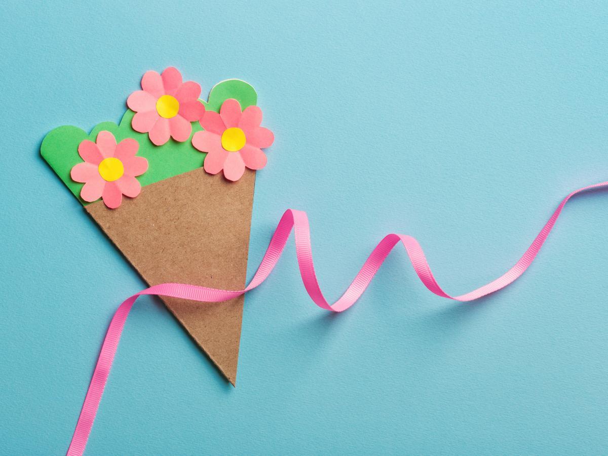 Laurka kwiaty na Dzień Kobiet