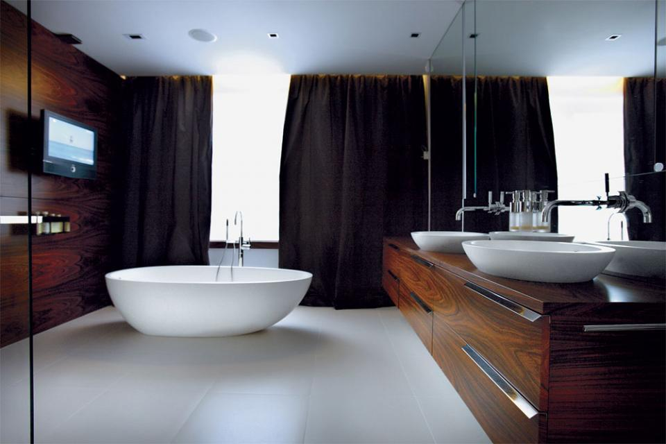 Łazienki marzeń - najlepsze projekty
