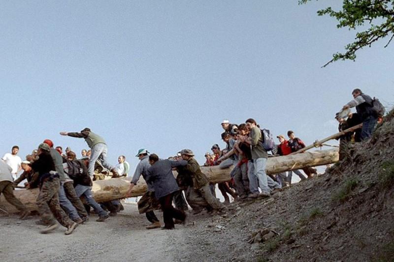 Le Quattro volte (reż. Michelangelo Frammartino) - zdjęcie