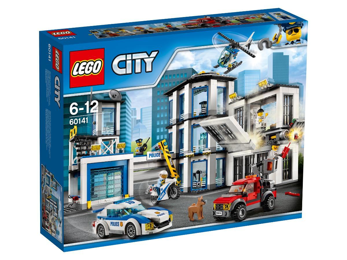 Lego City prezent dla chłopca