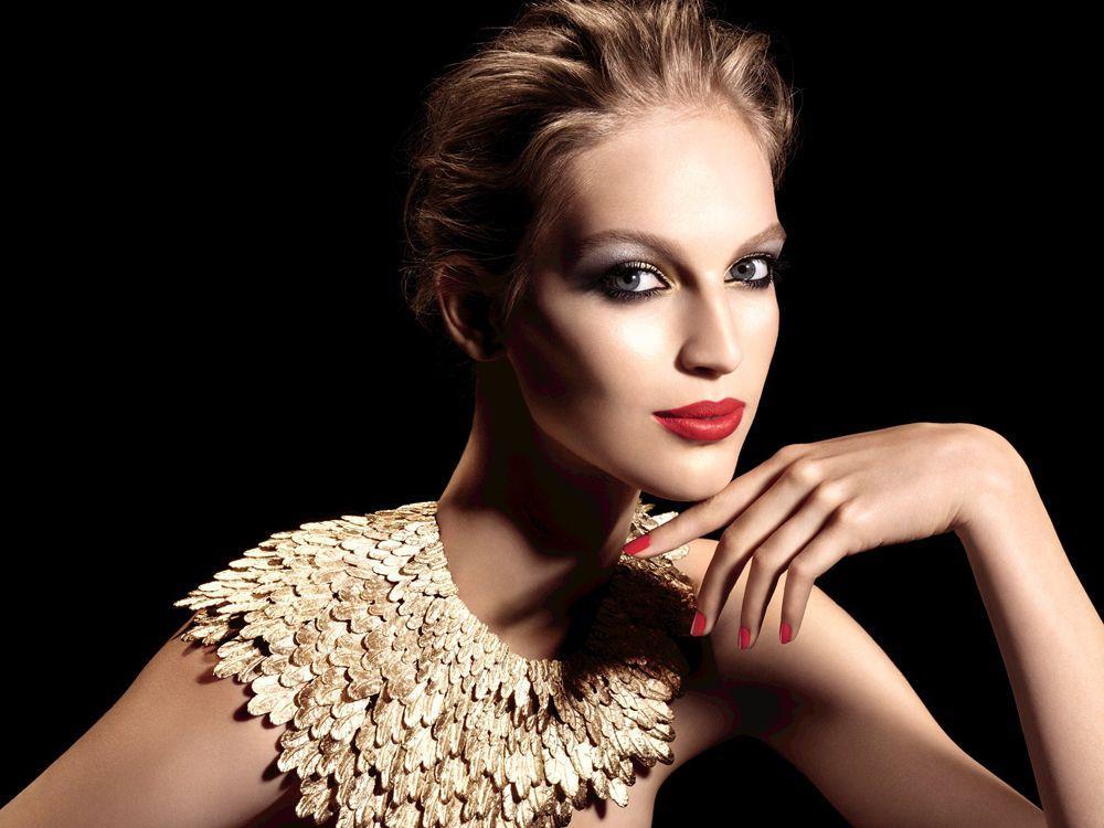 Chanel kolekcja świąteczna 2014, Les Plumes Precieuses de Chanel