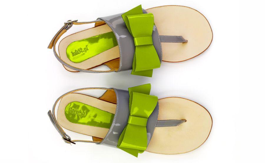 Letnia kolekcja sandałków marki Loft37.pl