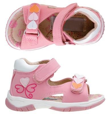 Letnie obuwie dziecięce Bata - zdjęcie