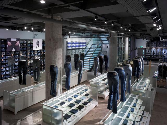 Levi's Flagship Store laureatem WGSN Global Fashion Awards