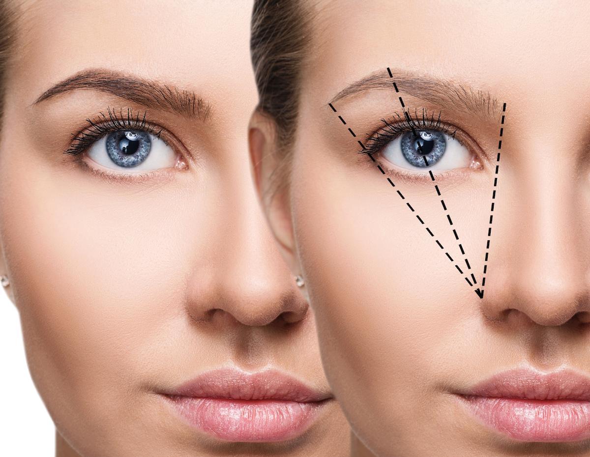 Znalezione obrazy dla zapytania jak dobrze wyregulować brwi