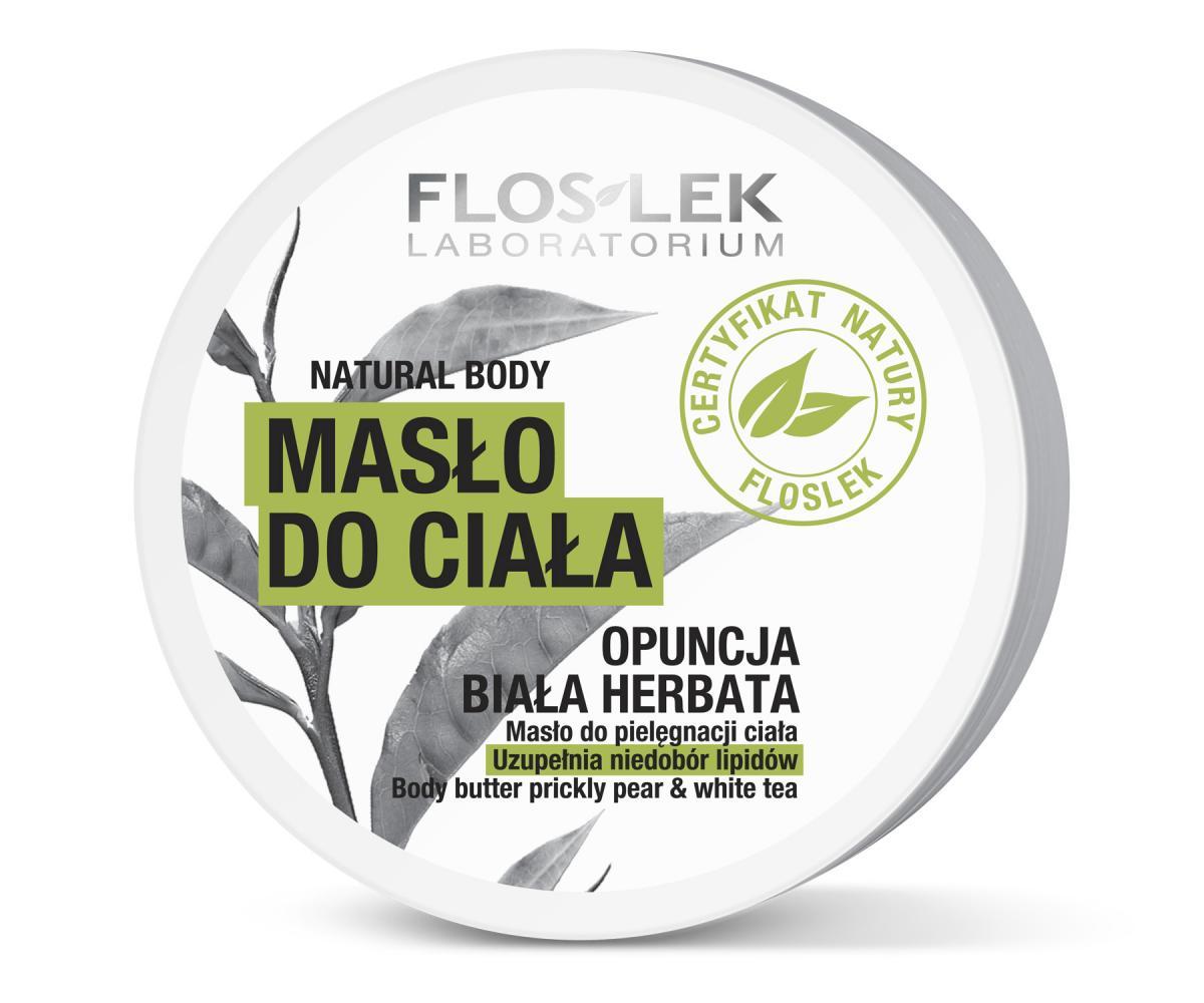 Linia kosmetyków Natural Body marki FLOSLEK