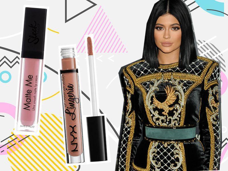 #ListaZakupów: matowe szminki w płynie w kolorze nude