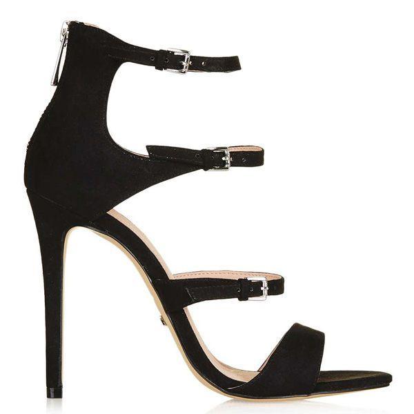 #ListaZakupów: seksowne sandały na obcasie