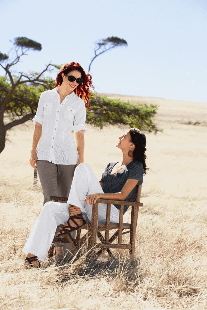biała bluzka Lidl - lato 213