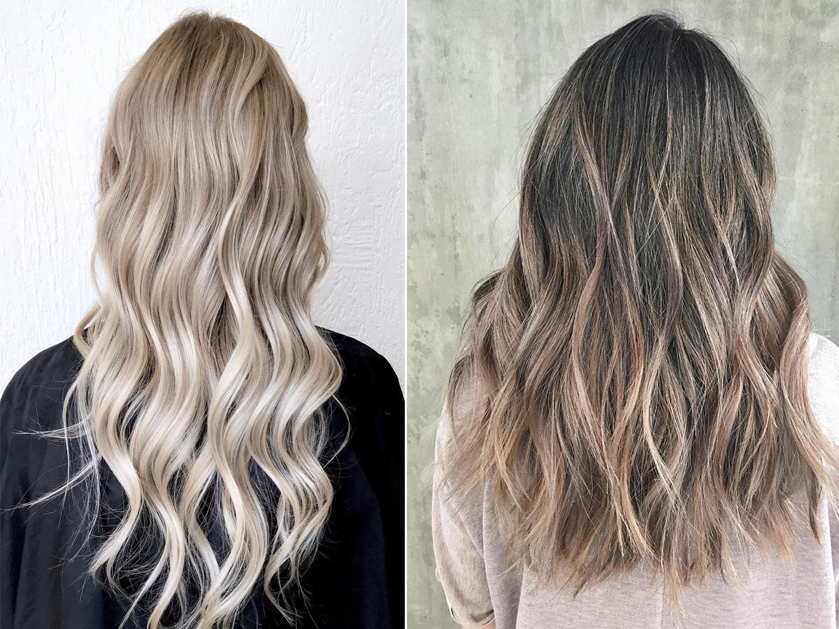 fryzura wyszczuplająca 2020