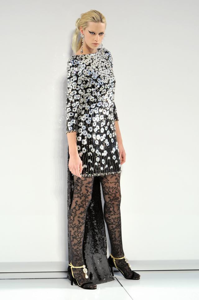 Chanel, kolekcje jesień-zima 2009/2010