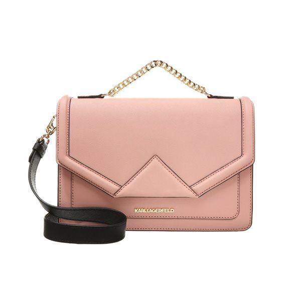 Różowa torebka Karl Lagerfeld, cena