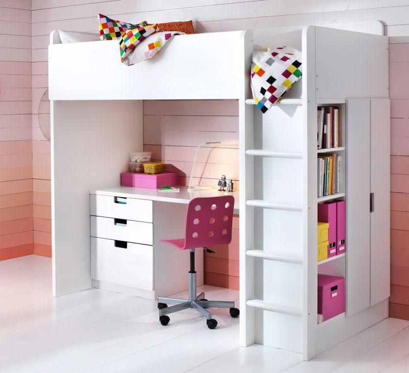 Piętrowe łóżka Dla Dzieci Lookbook Ikea Dziecko