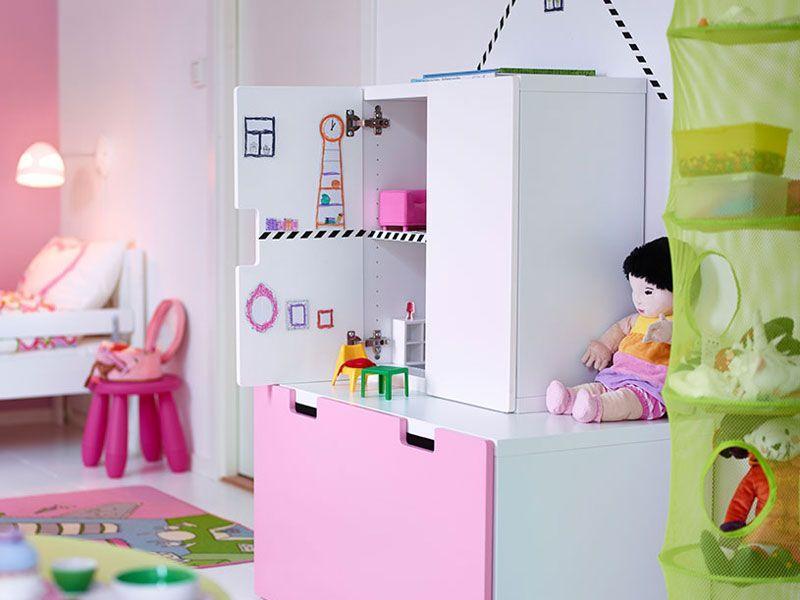 Pokój Dziecięcy Według Ikea Lookbook 2015 Aranżacje