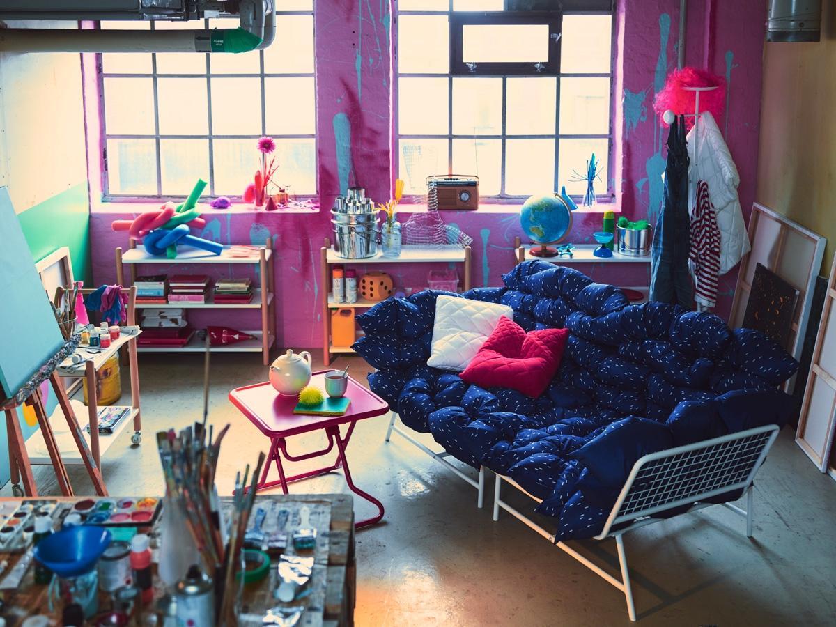 Lookbook IKEA 2017: 11 pomysłów na nowoczesne wnętrze