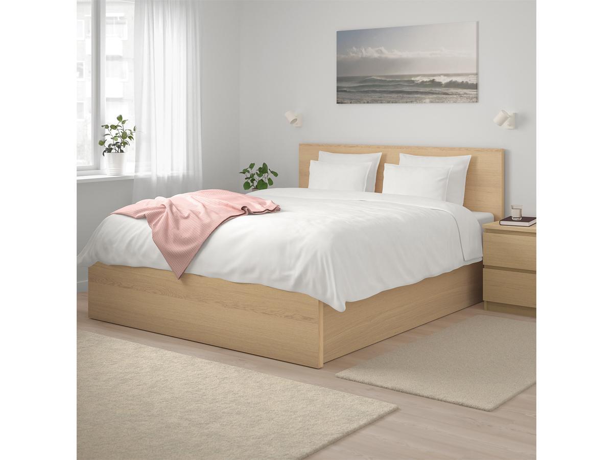 łóżko Malm z Ikea