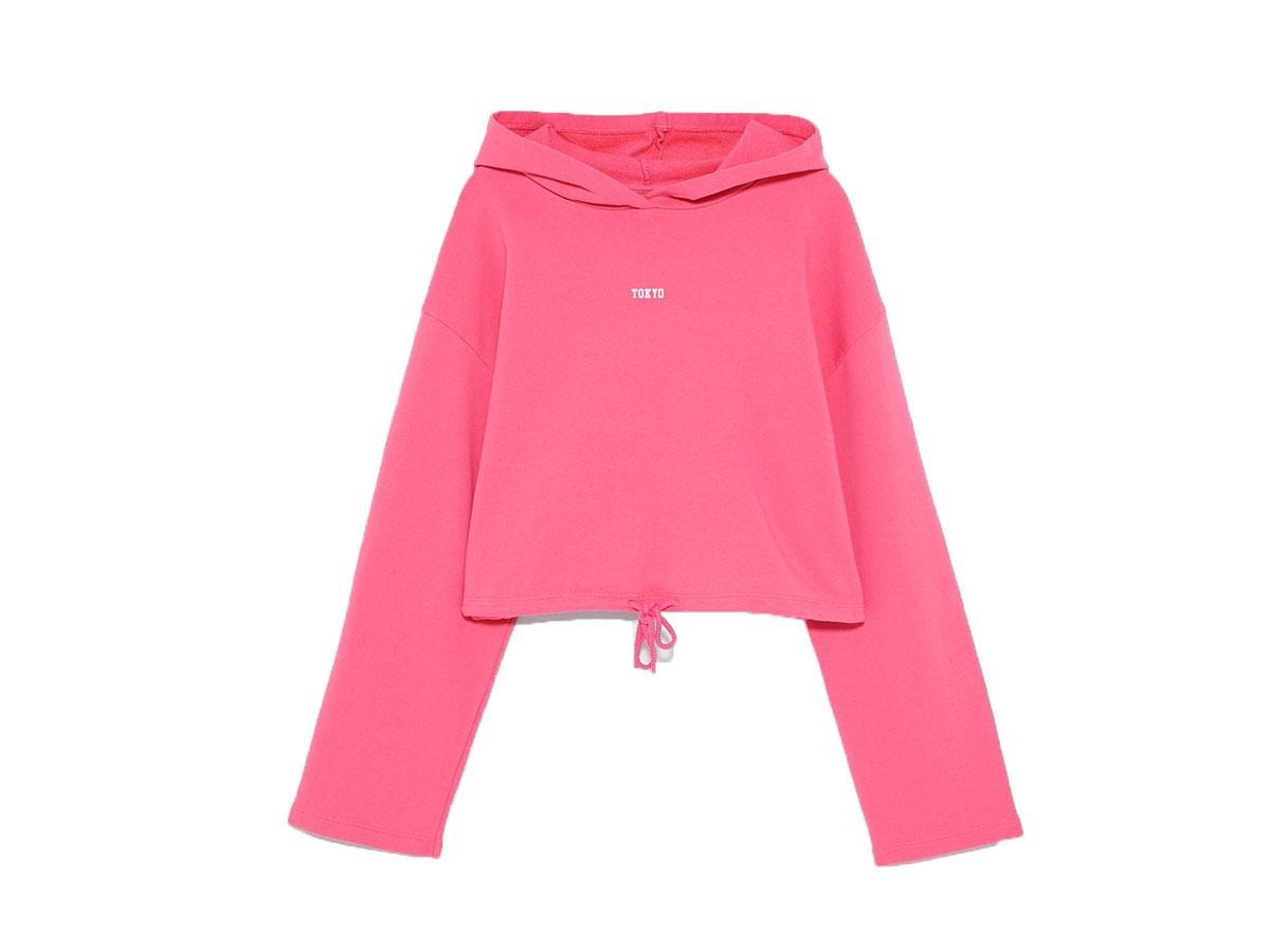 Bluza z napisem, Zara, cena ok. 79,90 zł