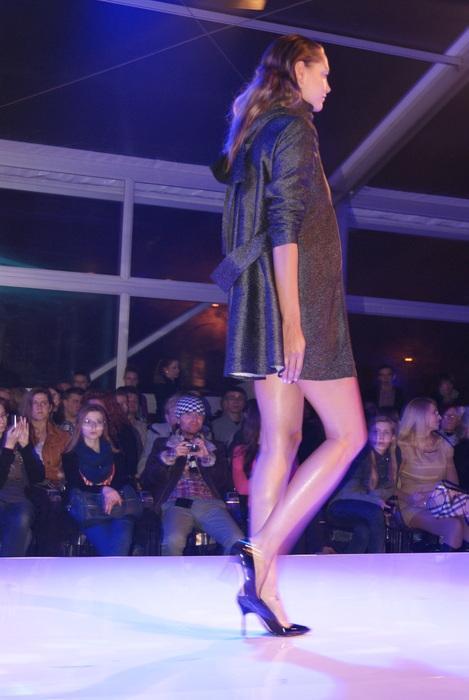 Łukasz Jemioł - pokaz na Silesia Fashion Look 2013