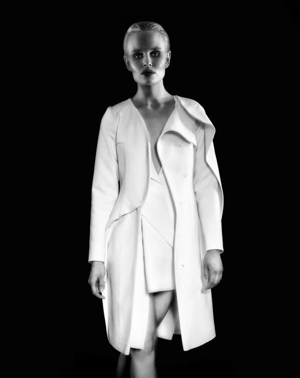 Magda Roman w sesji kolekcji Boska by Eliza Borkowska