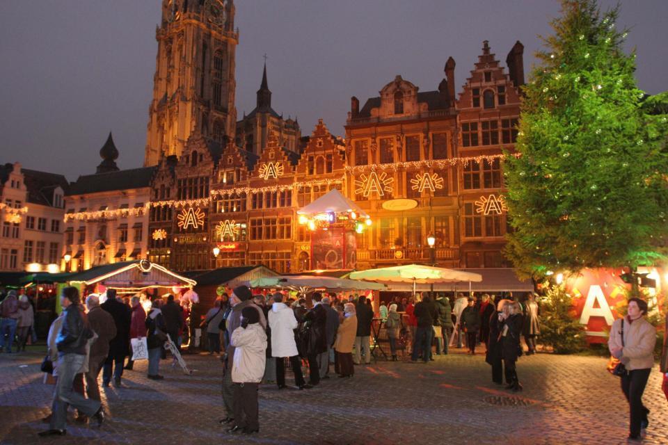 Antwerpia, Belgia