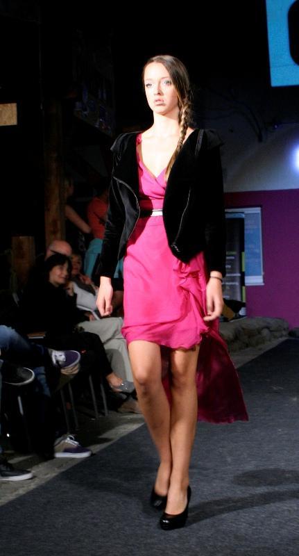 """Maja Kotecka - pokaz kolekcji """"Velvet"""" 2012/2013"""