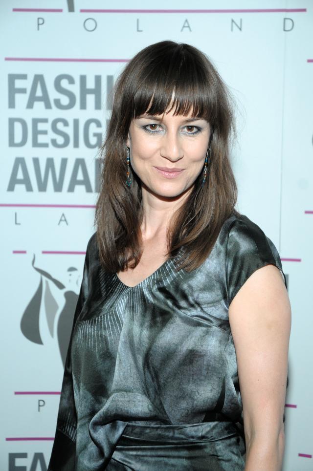 Maja Ostaszewska na Gali Finałowej Fashion Designer Awards ...