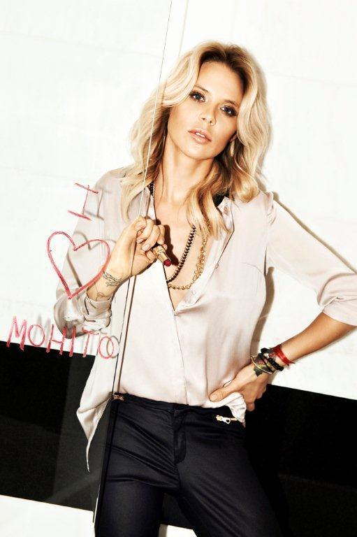 Maja Sablewska dla Mohito - Exclusive Collection 2012