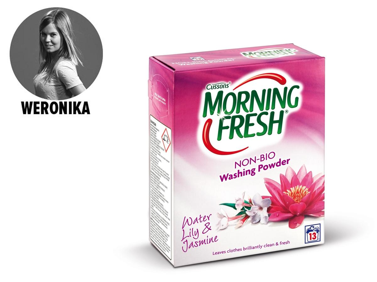 Proszek do prania MORNING FRESH - cena 9.99 zł