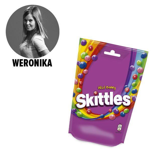 Skittles Wild Berry - cena ok. 7 zł