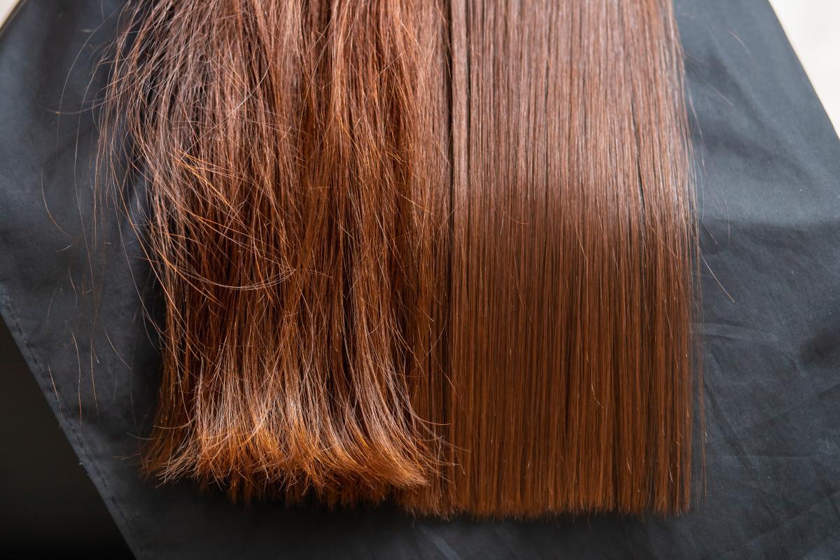 mąka ziemniaczana na włosy jak stosować