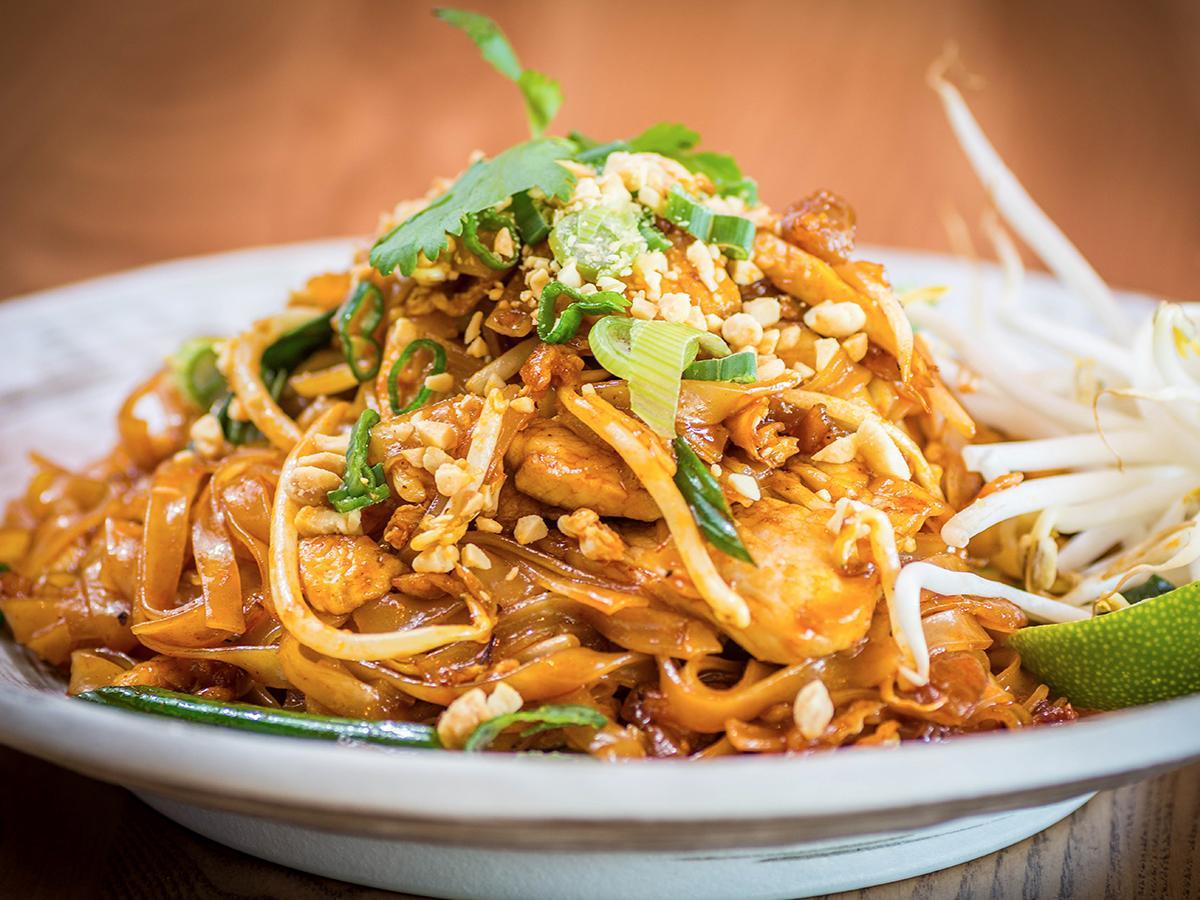Pad thai z tofu przepis