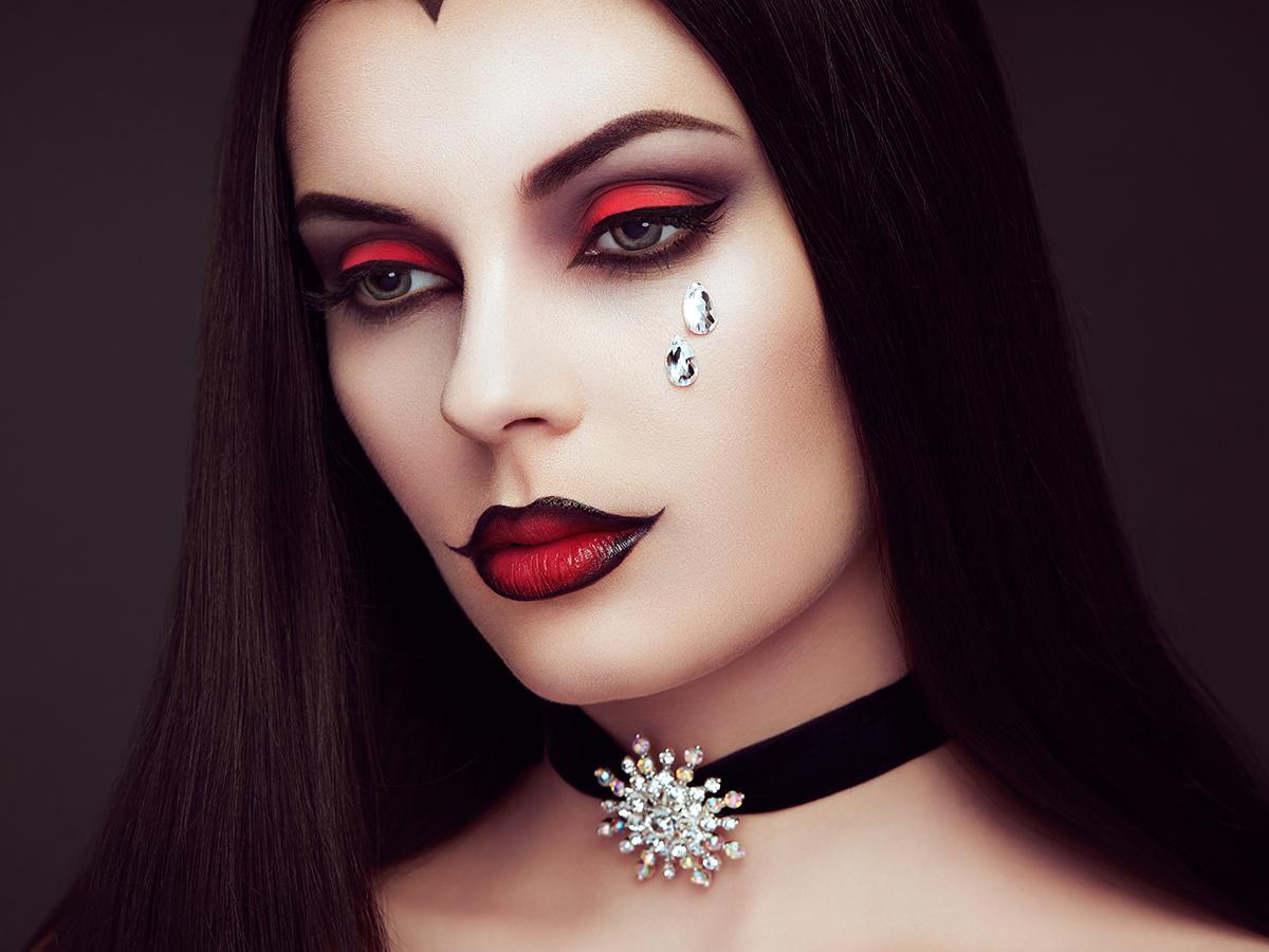 Makijaż czarownicy jak zrobić